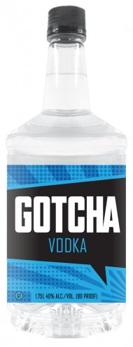 Gotcha Vodka 1.75L