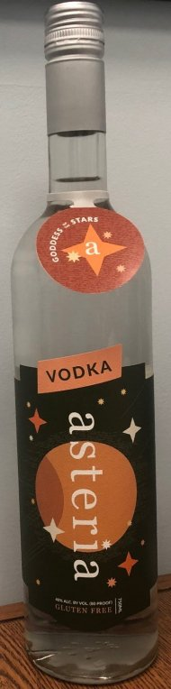 Asteria Vodka