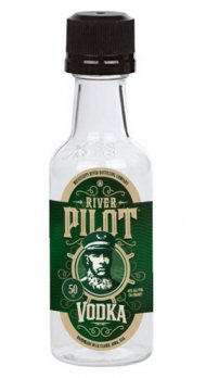 River Pilot Vodka Mini