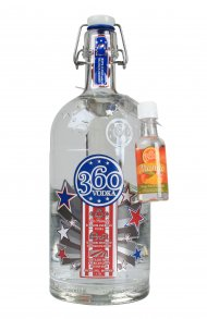 360 Vodka Patriot