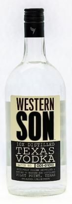 Western Son Original Vodka
