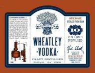 Wheatley Vodka Mini