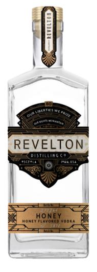 Revelton Honey Vodka