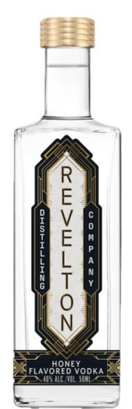 Revelton Honey Vodka Mini
