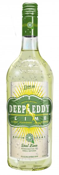 Deep Eddy Lime Flavored Vodka