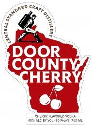 Door County Cherry Vodka