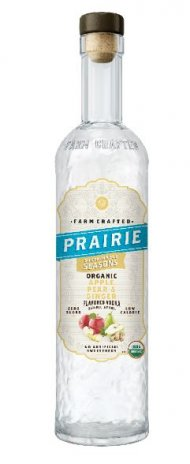 Prairie Organic Apple Pear Ginger FL Vodka