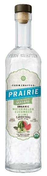 Prairie Organic Watermelon Cucumber Lime FL Vodka