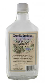 Devil''s Spring Vodka