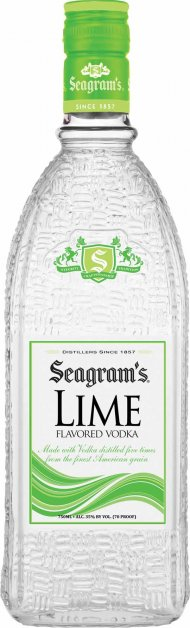 Seagrams Lime Vodka