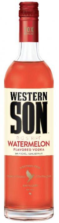 Western Son Watermelon Vodka