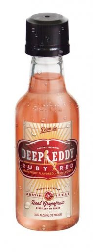 Deep Eddy Ruby Red Grapefruit Mini