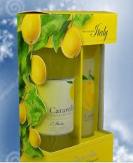 Caravella Limoncello w/Glass