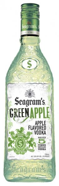 Seagrams Apple Vodka
