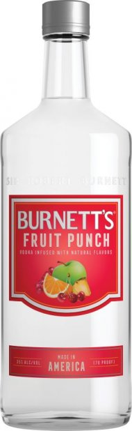 Burnetts Fruit Punch