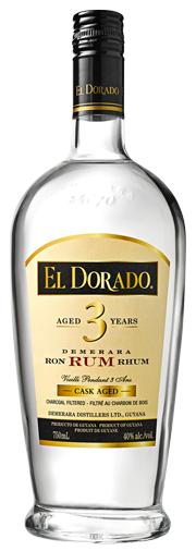 El Dorado 3 Year Old Rum