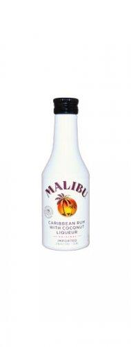 Malibu Coconut Rum Mini