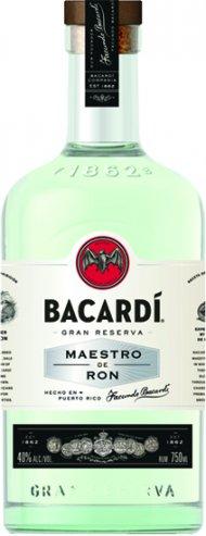 Bacardi Gran Reserva Maestro