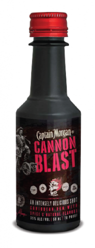 Captain Morgan Cannon Blast Mini