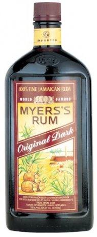 Myers's Original Dark Rum PET