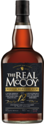 The Real McCoy Single Blended Rum Aged 12 Years