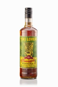Tiki Lovers Pineapple Flavored Rum