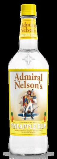 Admiral Nelson Pineapple Rum