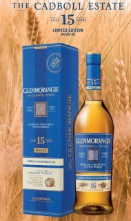 Glenmorangie 15YO Cadboll Estate 2021 Edition