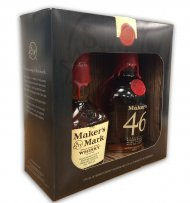 Makers Mark Co-Pack