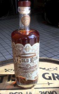 Artisan Grain Gold Rum