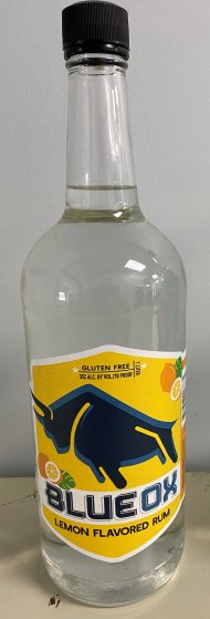 Blue Ox Lemon Rum