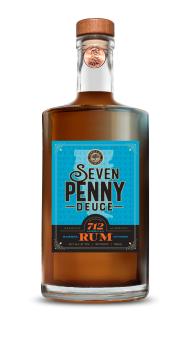 Seven Penny Deuce Rum