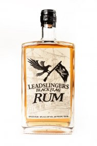 Leadslingers Black Flag Spiced Rum