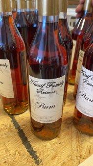 Nassif Family Reserve Rum
