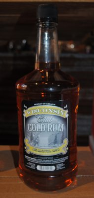 Wisconsin Club Gold Rum