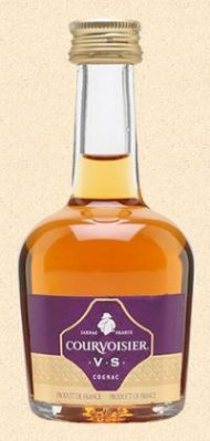 Courvoisier Vs Cognac Mini