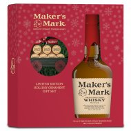 Makers Mark w/Holiday Ornament
