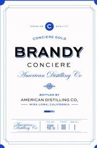 Conciere Brandy