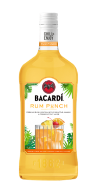 Bacardi Rum Punch RTS