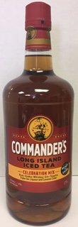 Commanders Long Island Ice Tea