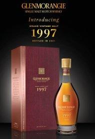 Glenmorangie Grand Vintage 1997 Limited Edition