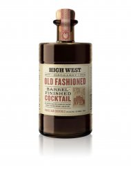 High West Old Fashioned Barrel Finished Cocktail Whiskey