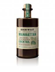 High West Manhattan Barrel Finished Cocktail Whiskey