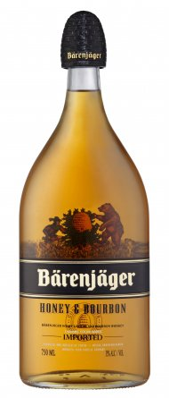 Barenjager Honey and Bourbon