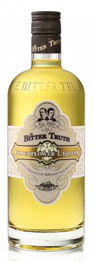 The Bitter Truth Elderflower Liqueur