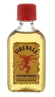 Fireball Cinnamon Whiskey Mini Dispenser