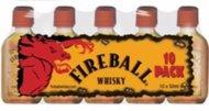 Fireball Cinnamon Whiskey Mini Sleeve