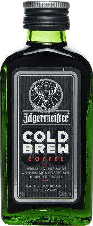 Jagermeister Cold Brew Coffee Liqueur Mini