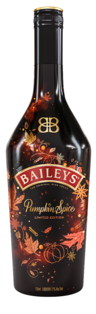 Baileys Pumpkin Spice Irish Cream