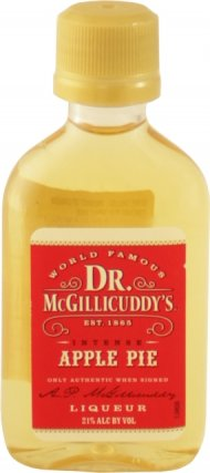 Dr McGillicuddys Apple Pie Mini